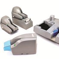 Cheque scanner range
